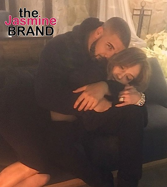 "J.Lo Jokingly Refers To Past Relationship With Drake As A ""Booty Call"""