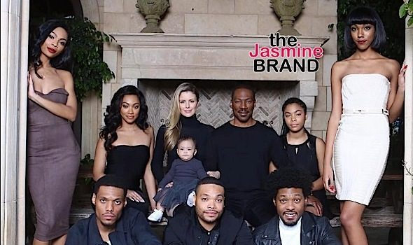 Eddie Murphy Welcomes 10th Child, Son Named Boy Max Charles Murphy!