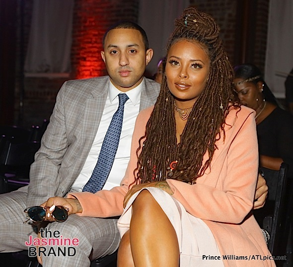Eva Marcille is Pregnant! [Ovary Hustlin']