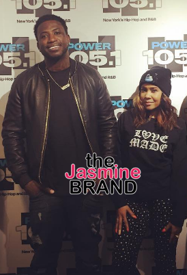 Gucci Mane Claims Angela Yee Wanted To Come To His Hotel Room: You was on my d*ck.