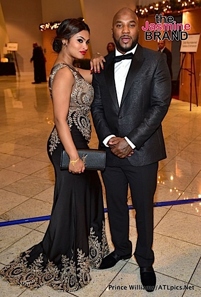 Rapper Jeezy Engaged!