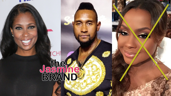 (EXCLUSIVE) Tim Norman Is NOT Dating Phaedra Parks, 'Still Together & Happy' With Jennifer Williams