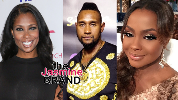 Reality Star Tim Norman Swaps Jennifer Williams For Phaedra Parks (New Couple Alert)