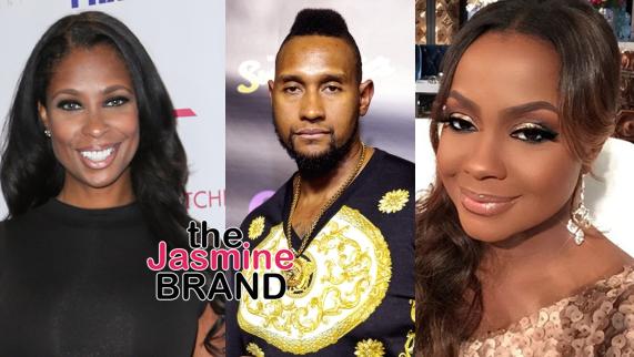 Reality Star Tim Norman Swaps Jennifer Williams For Phaedra Parks (New Couple Alert)