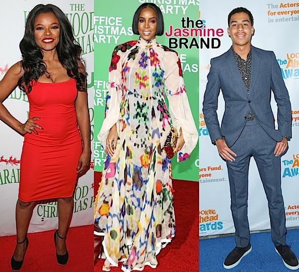 Celebrity Stalking: Trevor Jackson, Mahershala Ali, Kellee Stewart, Keesha Sharp, Kelly Rowland, Marcus Scribner