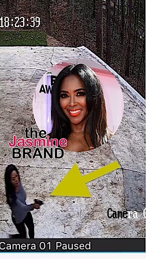 Kenya Moore Pulls Out Gun, Offers Reward For Trespassers [Photos]