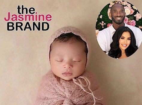 Meet Vanessa & Kobe Bryant's Newborn Daughter [Photo]