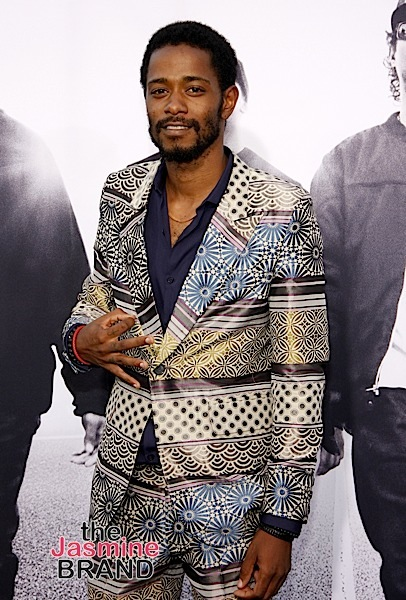 Lakeith Stanfield Apologizes For Homophobic Freestyle