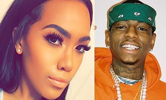 Soulja Boy Accused Of Allegedly Holding Gun To Ex Nia Riley's Head When She Tried To Leave Their Home