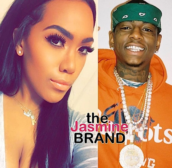 "Nia Riley Details Soulja Boy's Alleged Abuse: ""It Was Pretty Bad. I'm Not About To Post Pictures Of Black Eyes On The Internet."""