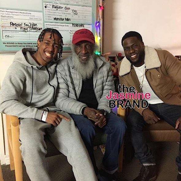 Vanessa Bryant Shares More Newborn Flix, Kevin Hart Visits Nick Cannon In Hospital + Eddie Murphy's Children Are Picture Perfect [Photos]