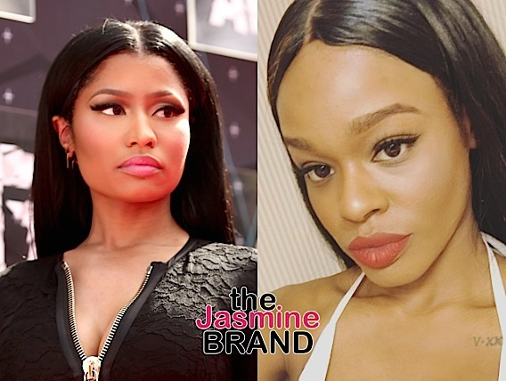 Azealia Banks Accuses Nicki Minaj of Stealing