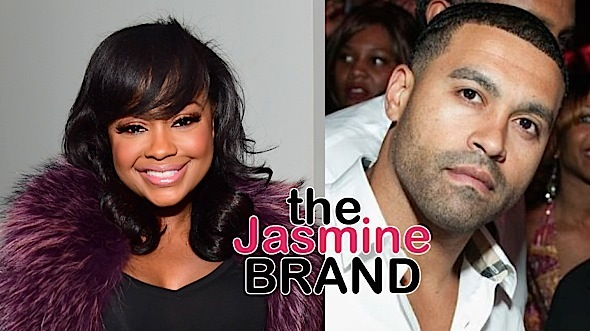 (EXCLUSIVE) Phaedra Parks Writing Apollo Nida Check To Help Him Pay $2 Mill Restitution Fine