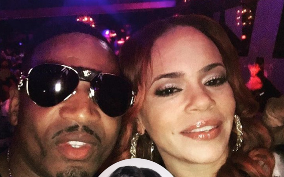 Stevie J & Faith Evans Married, Joseline Posts Cryptic Message