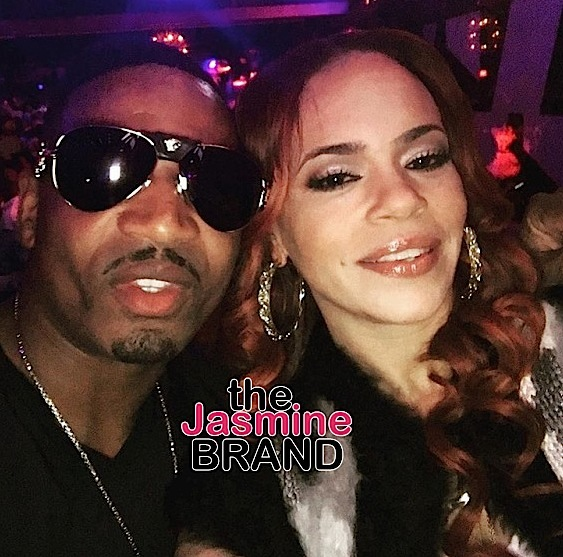 Stevie J & Faith Evans Married?