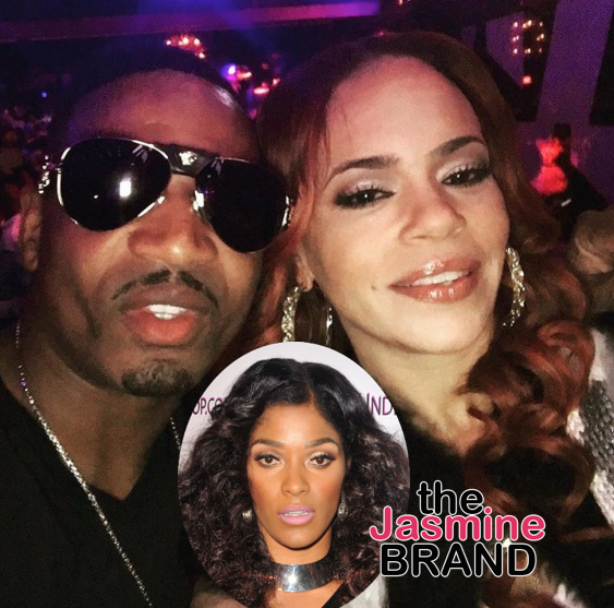 Stevie J Addresses Joseline's Child Molestation Claims + Regrets Dating Faith Evans: I shouldn't have crossed the line.