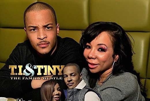 (EXCLUSIVE) VH1 Pulling the Plug on T.I. & Tiny's Reality Show