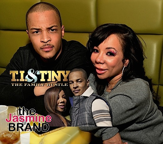 T.I. & Tiny Reality Show Will Focus On Relationship Drama, Looming Divorce