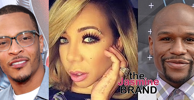 [UPDATED]: Tiny Says T.I. Has Been Hurting Her For Years, Defends Video With Floyd Mayweather