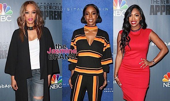 Celebrity Stalking: Terry Crews, J.Hud, Tyra Banks, Kelly Rowland, Porsha Williams