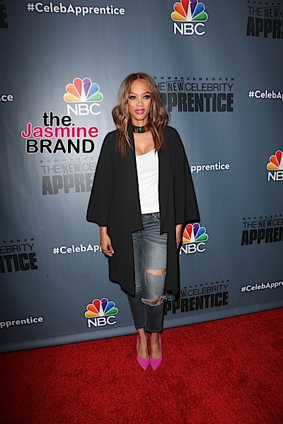 "NBC's ""The New Celebrity Apprentice"" - Arrivals and Q&A"