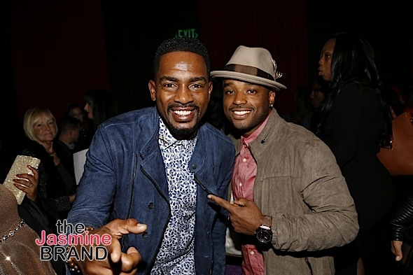 Bill Bellamy & Larenz Tate