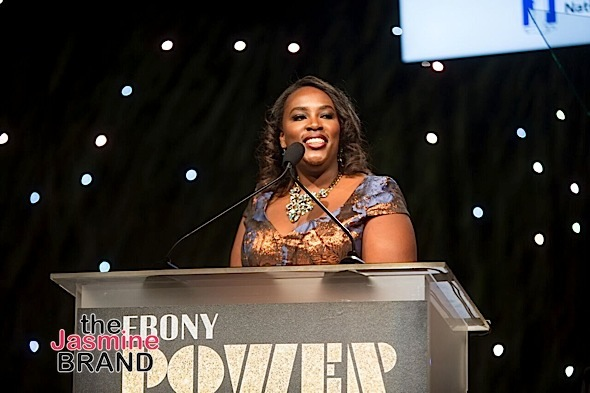 Hilton Director of Multicultural and Diversity Marketing, Andrea Richardson, introduced the Women Up honorees during the 2106 EBONY Power 100 gala. Hilton's sponsorship of the category is part of the brand's 2016 multicultural marketing initiative, Celebrating Our Stories, which is geared towards the African-American consumer.