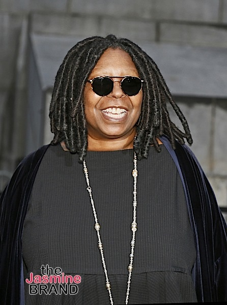 Whoopi Goldberg Admits She Was Planning To Quit 'The View'