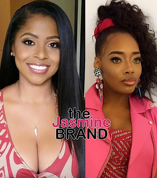 Yandy Smith & Mendeecees' Baby Mama Are Dragging Each Other