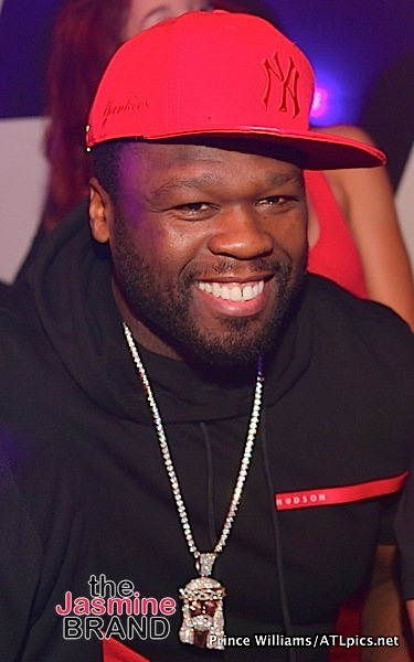 Ouch! 50 Cent Punches Female Fan, Later Invites Her On Stage