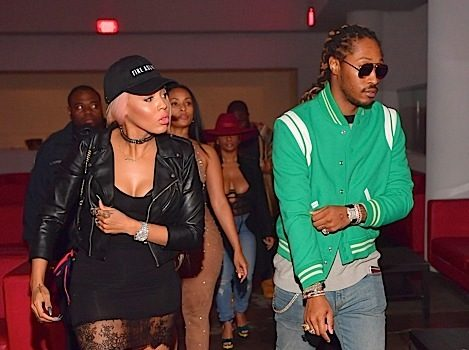 Future Helps Baby Mama Ex Brittni Mealy W/ Business Venture