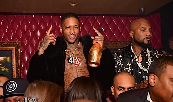 Young Thug, YG, Jeezy, 2 Chainz, Migos Party in ATL [Photos]