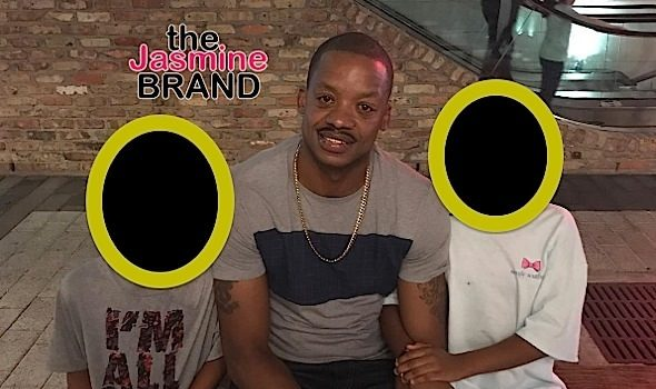 (EXCLUSIVE) Ex NBA Star Steve Francis Ordered Not To Drink Or Do Drugs 12 Hours Before Visiting Kids