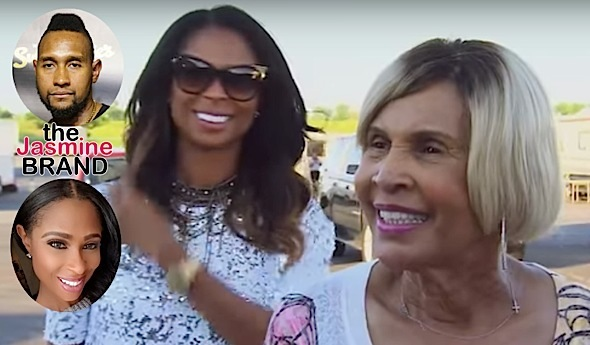 Jennifer Williams Meets Boyfriend 'Sweetie Pies' Star Tim Norman's Mother On Show [VIDEO]