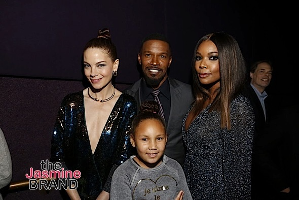 'Sleepless' Premiere: Tichina Arnold, Garcelle Beauvais, Gloria Govan, Derek Fisher, Bresha Webb, Jamie Foxx, Gabrielle Union Attend [Photos]