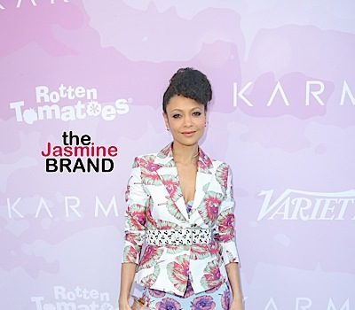 Thandie Newton – I Wasn't Included In #MeToo Movement Because I'm Not Mainstream