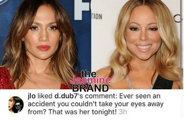 J.Lo Clowns Mariah Carey's NYE Performance [Subtle Shade]