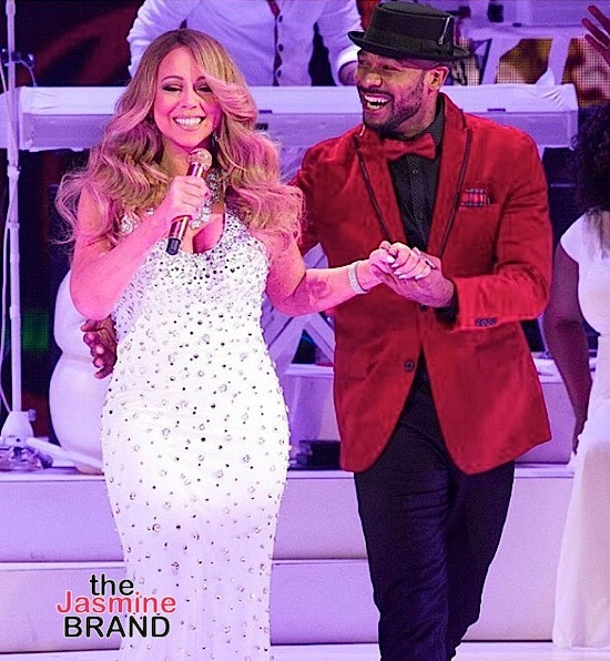 Mariah Carey Allegedly Fires Creative Director After Embarrassing Performance