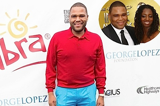 Anthony Anderson Reconciles With Estranged Wife