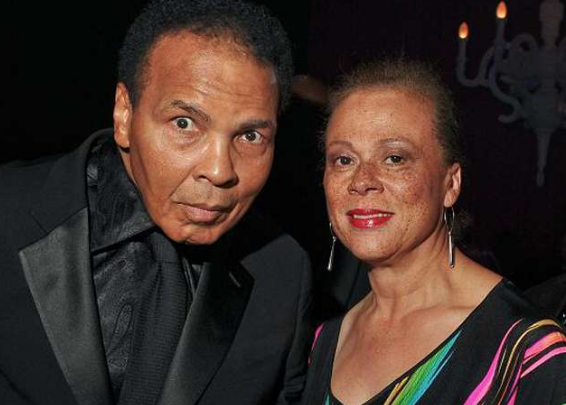 Muhammad Ali's Widow Will Receive DOUBLE the $6M Inheritance Of His Children