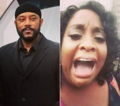 Sherri Shepherd: I'm sorry for posting fight at Ricky Harris' funeral.