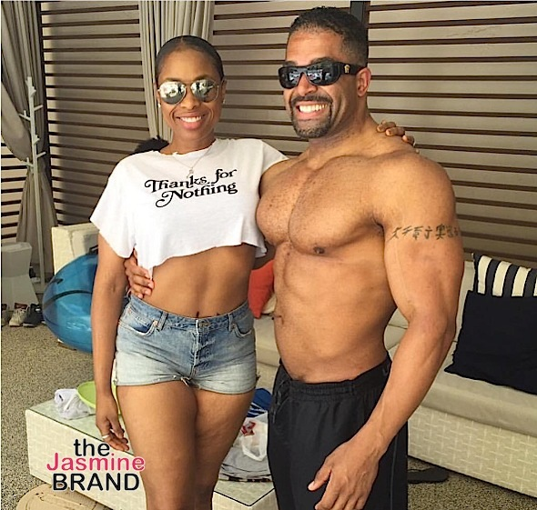 David Otunga Accused J.Hud Of Cheating, Broke Up w/ Singer Months Ago