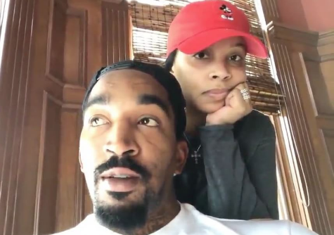 NBA's JR Smith & Wife Ask For Prayers: Our baby came 5 months early.
