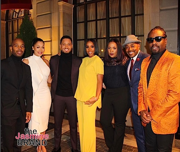 Celebrity Bash! Obama Hosts Final Party: Kelly Rowland, Chance the Rapper, Jerry Seinfeld, Wale, Lala Attend [Photos]