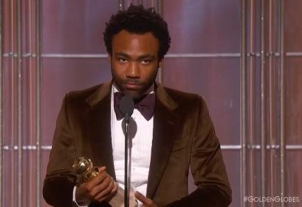 Tracee Ellis Ross, Donald Glover, Viola Davis, 'Moonlight', 'Atlanta' Take Home Golden Globes