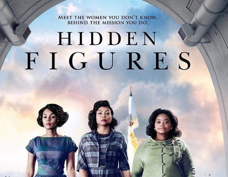 'Hidden Figures' Wins At Box Office, Beats 'Rogue One'