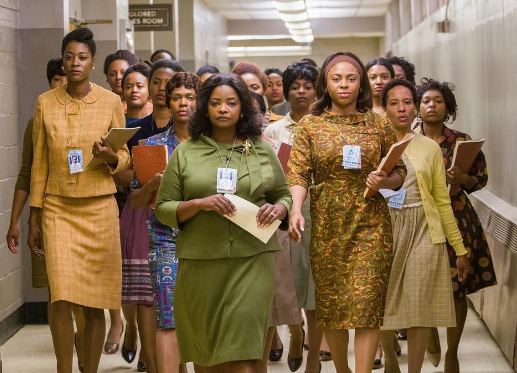 'Hidden Figures' Wins At Box Office, Beats 'Rogue One'