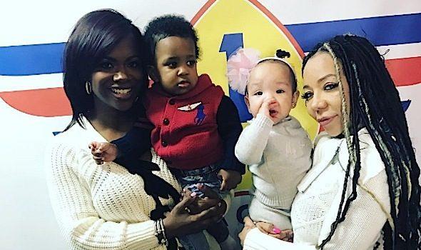 Kandi Burruss Celebrates Baby Ace's 1st Birthday! Tiny Harris, Yandy Smith, Monyetta Shaw, Rasheeda Attend [Photos]