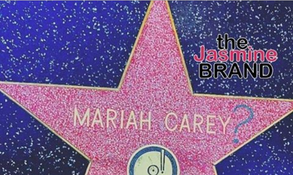 Mariah Carey's Hollywood Star Vandalized [Photo]