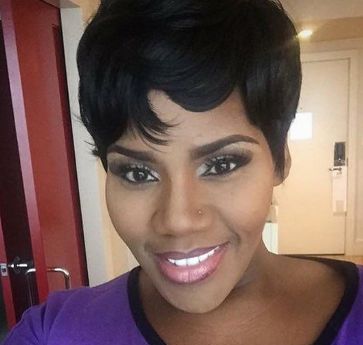 Kelly Price Singing National Anthem At Soulja Boy vs Chris Brown Fight